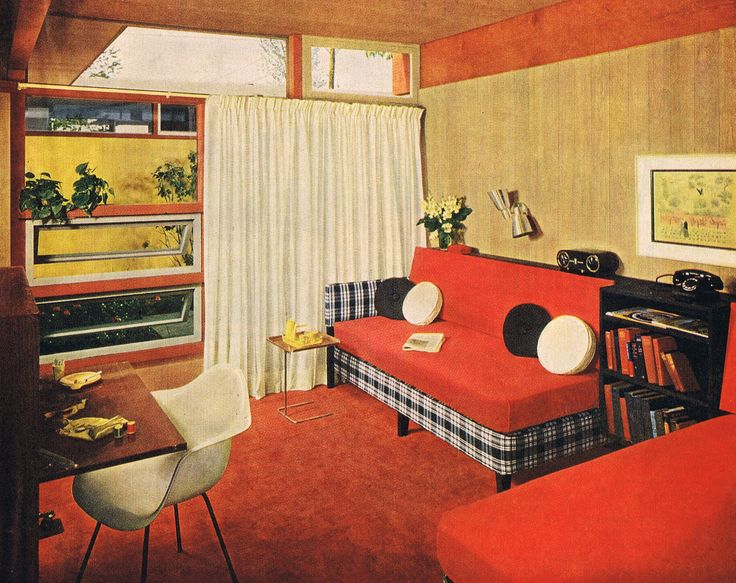 460 best Mid Century Modern Interior Design images on Pinterest ...