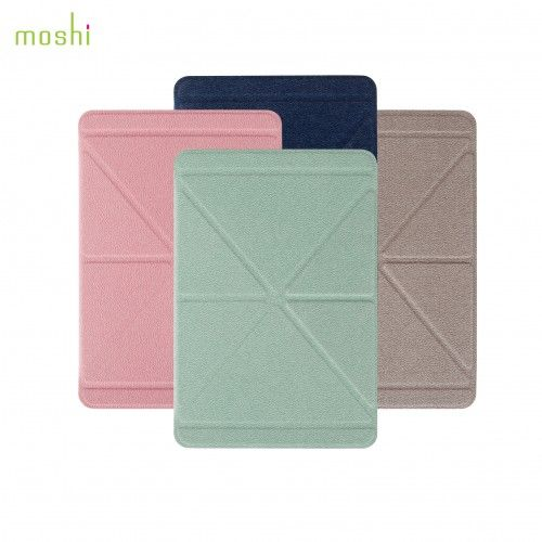 Moshi Versacover for the iPad Air 2 - origami inspired protective case! - The Moshi Versacover for the iPad Air 2 is a uniquely brilliant protective case that incorporates multiple viewing angles through an innovative origam...
