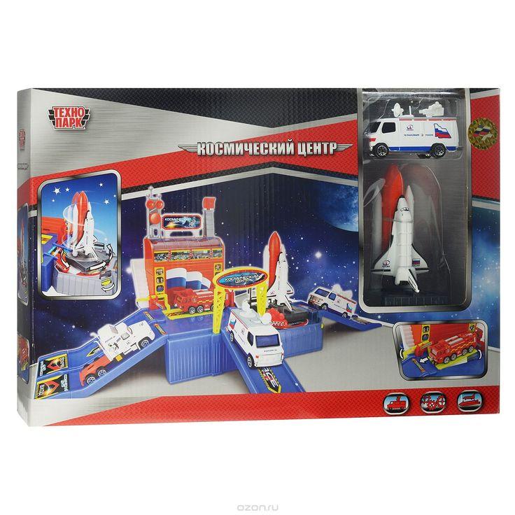 Игровой набор Технопарк Космический центр. 28543
