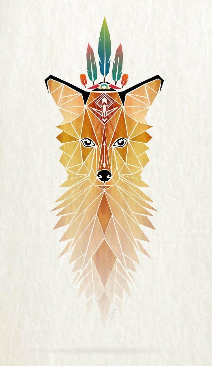 Fox Spirit by Manoou