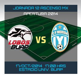 Jornada 12 Ascenso MX
