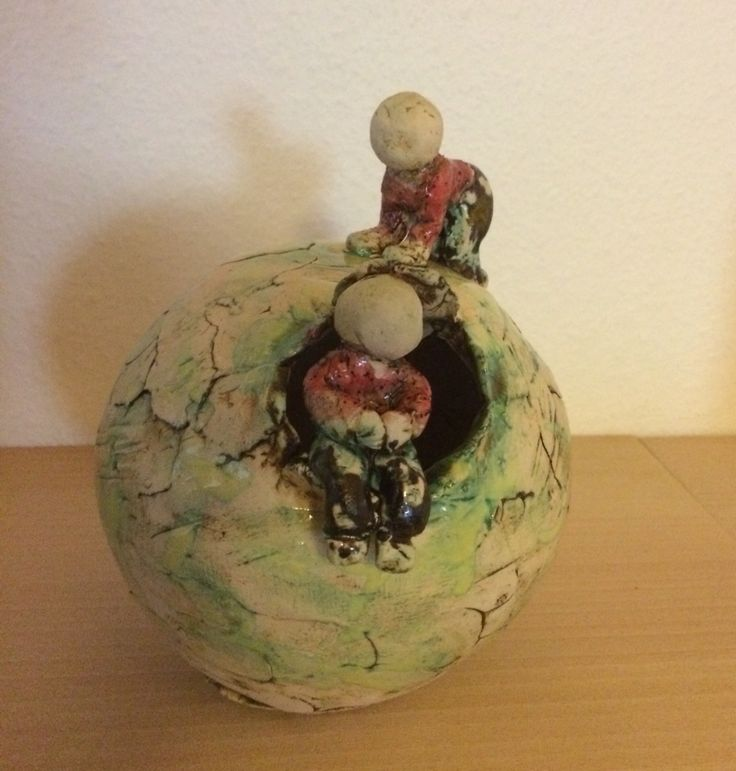 Kugle i keramik 2016