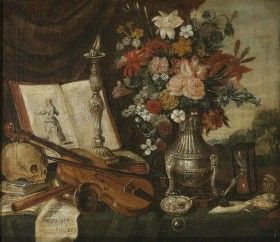 74 Best Images About Vanitas Still Life Paintings On
