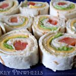 Turkey Pinwheels are one of Hubby's favorite things to have in his lunch. They are super easy to make and are a great alternative to sandwiches. I also like to make them whenever we have a get together. They were a big hit at G's birthday party! ...