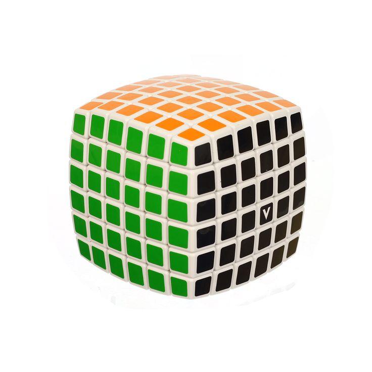 V-Cube 6, cube rubique 6x6 arrondi pillowed,  Prix 54.99$. Disponible dans la boutique St-Sauveur (Laurentides) Boîte à Surprises, ou en ligne sur www.laboiteasurprisesdenicolas.ca ... sur notre catalogue de jouets en ligne, Livraison possible dans tout le Québec($) 450-240-0007 info@laboiteasurprisesdenicolas.ca Payez moins cher, obtenez en plus ici.