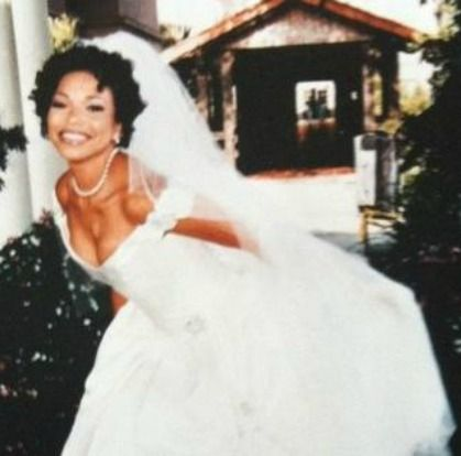 Flashback Friday: Tisha Campbell And Duane Martin's Wedding, The Epitome of '90's Black Pop Culture