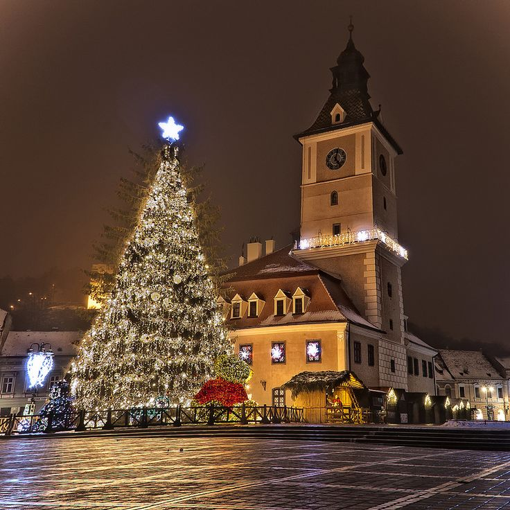 Merry Christmas from Brasov - Romania