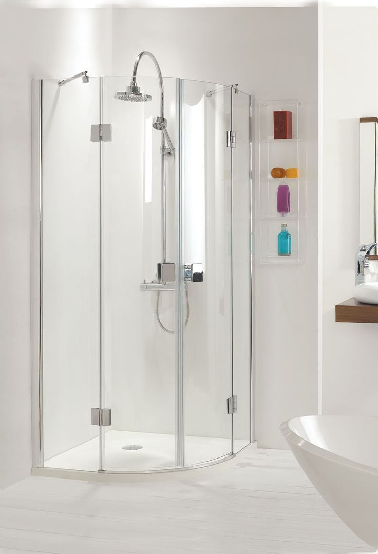 Modern bathroom exhaust venti invisible wall mounted fan -  319 900 X 900 Hinged Quadrant 8mm Glass Shower Door Enclosure