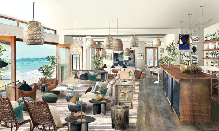 Soho House's New Malibu Outpost to Open Memorial Day Weekend - Hollywood Reporter