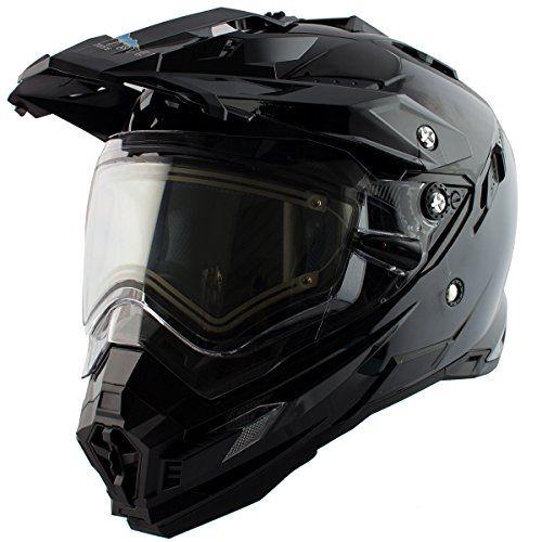 Snow Master TX-27 Gloss Black DS Snowmobile Helmet  Small https://motorcyclejacketsusa.info/snow-master-tx-27-gloss-black-ds-snowmobile-helmet-small/