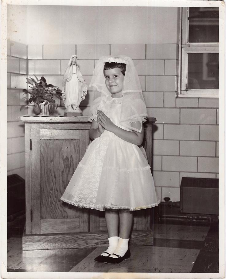 9 Best Vintage Communion Pictures Images On Pinterest