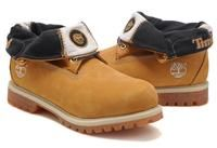 Custom Timberland Men Euro Sprint Wheat-Black Leather Youth Boots $90.99