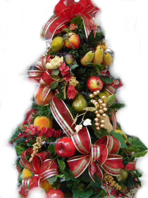 Royal Fruit Theme Christmas Tree See Details And Large