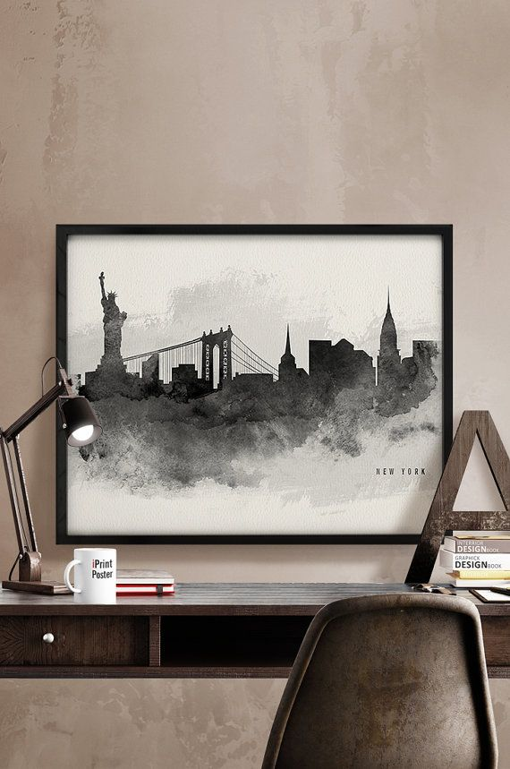25 Best Ideas About New York Painting On Pinterest City