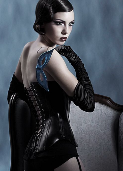 Pin Up! The Movie — corset-fetish: Corsets Corsets on ...