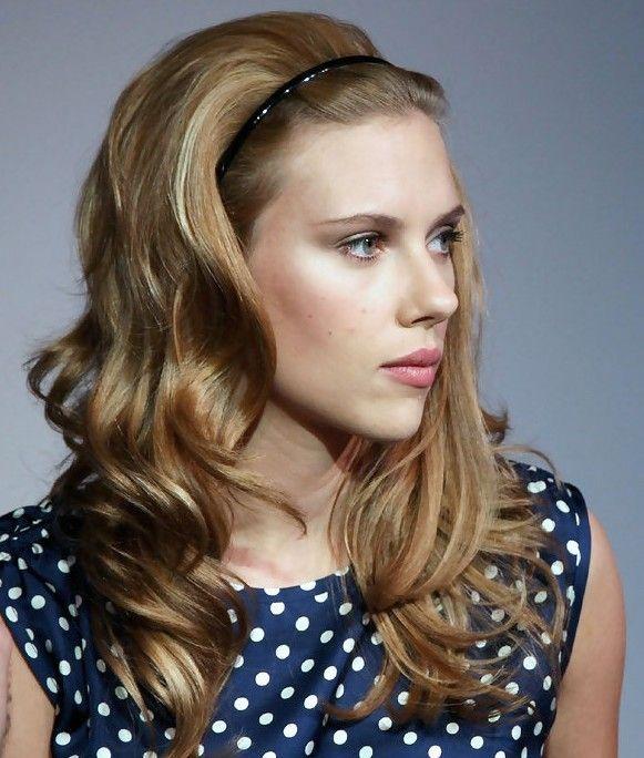 Modern Bouffant Hairstyle Scarlett Johansson Hairstyle Bouffant Hair Hair Styles