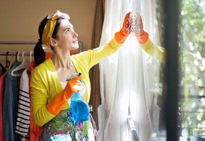 10 produits maison pour le ménage du printemps