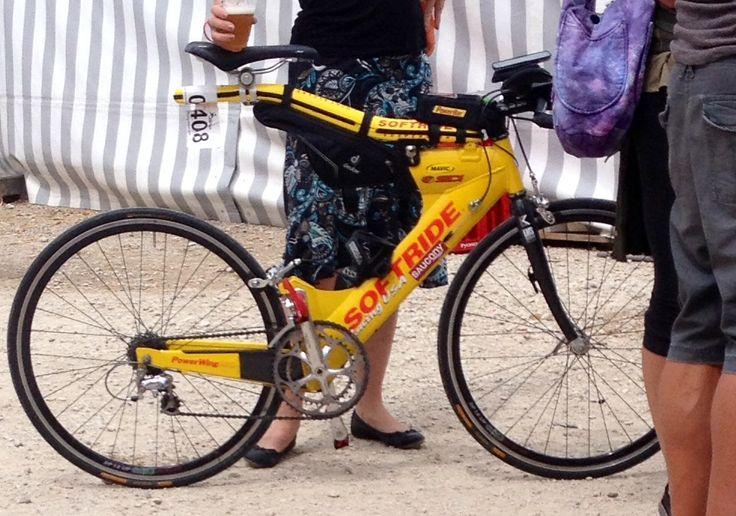 I want this bike #SoftRide