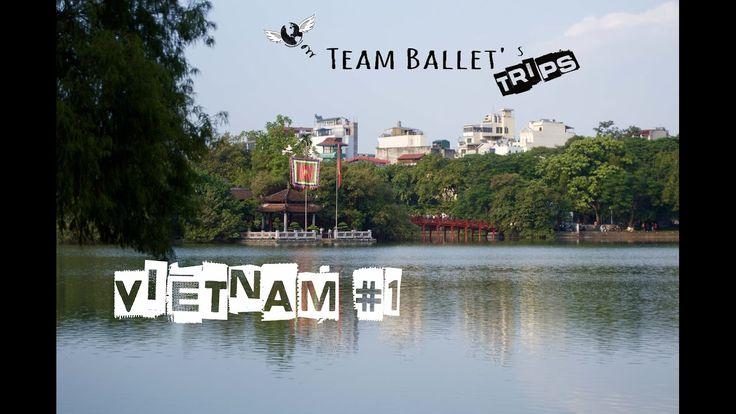 Vietnam 1 Après avoir couru pour visiter Dubaï, nous nous sommes posés quelques jours à Hanoi au Vietnam...Nos premiers jours en Asie du sud-est on était riches en découvertes...