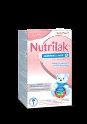Нутрилак Безлактозный Плюс смесь сухая молочная для детей 350г  — 424р.  Полноценная специализированная сбалансированная молочная смесь рекомендуется для вскармливания детей при непереносимости молочного сахара - лактозы (лактазная/дисахаридная недостаточность), галактоземии, целиакии, а также при диарейном синдроме различного происхождения. Соответствует современным требованиям детской диетологии. Аминокислотный состав белкамаксимально приближен к грудному молоку за счет соотношения…