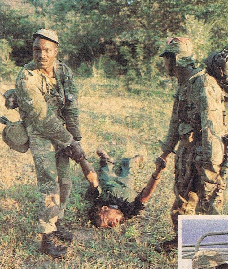 Rhodesia: The Ultimate Photographic Resource! - Page 7 - The FAL Files