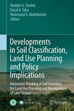 This book is a storehouse of information on soil that includes inventories, material on databases, and details of policy developments. Focusing on arid regions, this volume details soil classification from many countries. It is only once this information is properly assimilated by policymakers it becomes a foundation for informed decisions in land use planning for rational and sustainable uses. (résumé de l'éditeur)
