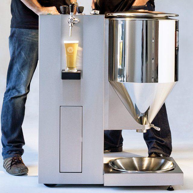 williamswarn personal brewing machine