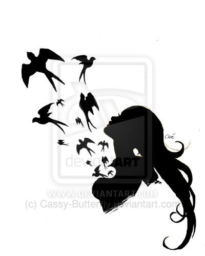 Freedom (Tattoo Concept) by Cassy-Butterfly.deviantart.com on @deviantART