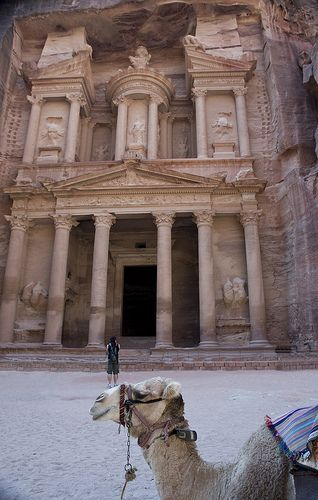 Petra, Jordan - Find the latest news about Israel, the Syria civil war and the Middle East at http://www.israelnewsreport.net/petra-jordan/. Petra is thought by many people to be the sanctuary for the people of Israel during the last days.