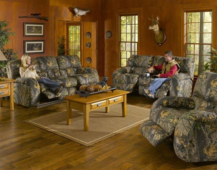 12 Remarkable Camo Living Room Furniture Design Ideas