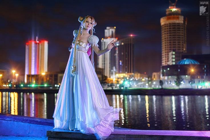 Princess Serenity(SailorMoon S) | Rei - WorldCosplay