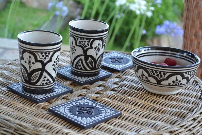 Décoration de table orientale www.oranjade.com