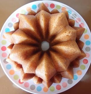 Bajan - Golden rum cake