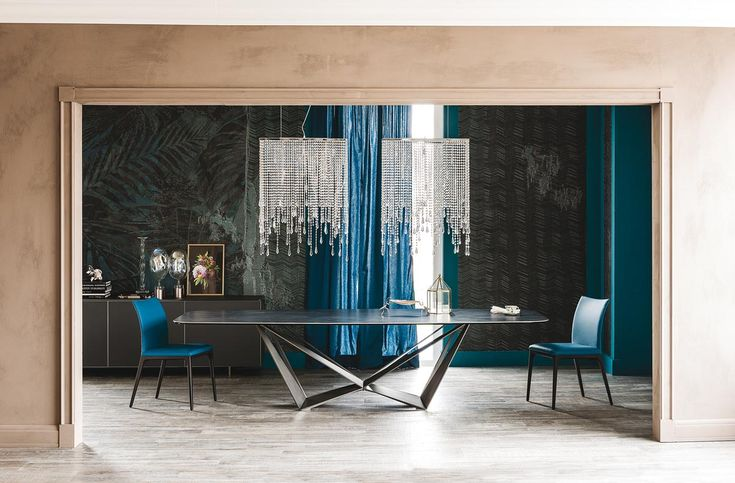 Table Skorpio céramique - meubles en Belgique  - Selection Meubles, Amougies, mobilier