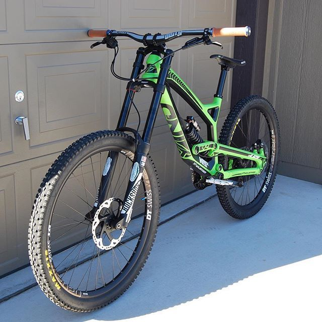 #Repost @mtb_culture ・・・ @schuyler395 bike (my bike)