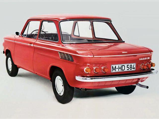 1961–73 NSU Prinz 1000