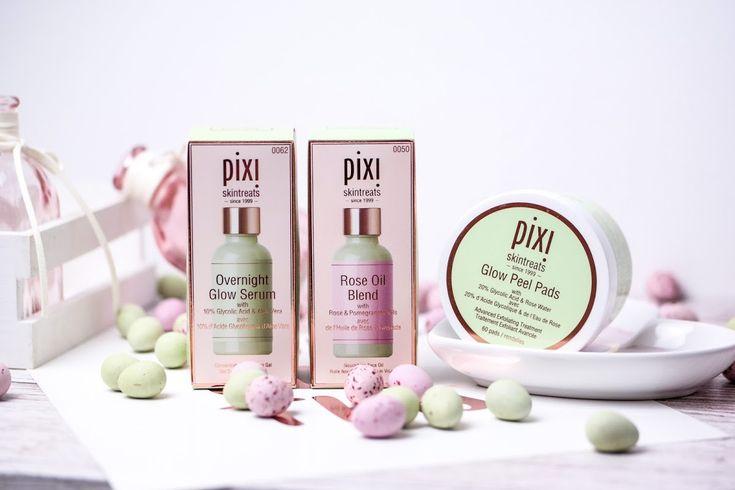 PIXI Skintreats unsere ersten Eindrücke