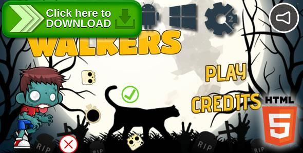 [ThemeForest]Free nulled download Quiz Walkers - HTML5 Game (Capx) from http://zippyfile.download/f.php?id=52092 Tags: ecommerce, C2, construct2, funny, game, game android, games templates, html5, mobile, play, quiz, trivia, walkers, zombie, zombie quiz