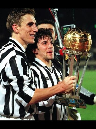 Copa Intercontinental (1996) #Jugovic #DelPiero