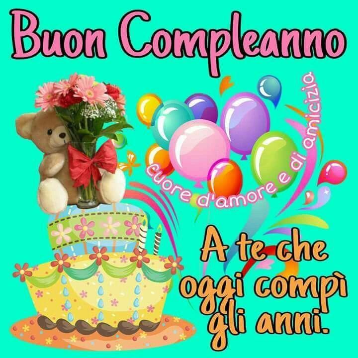 Auguri Di Buon Compleanno 76 Anni.Bello Auguri Di Buon Compleanno A Te Immagine Buon