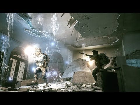 These guys sure know how to make an impression with their trailers.  Battlefield 3: Close Quarters Donya Fortress Gameplay Trailer