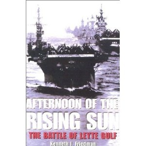 Afternoon of the Rising Sun: The Battle of Leyte Gulf (Hardcover)  http://postteenageliving.com/amazon.php?p=0891417567