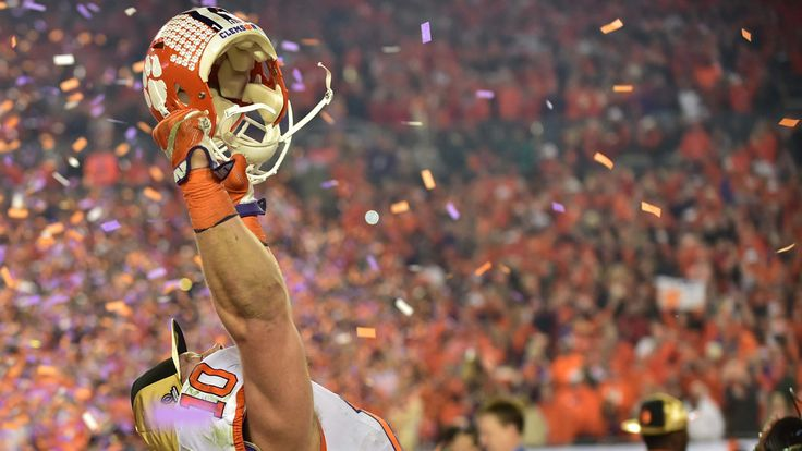 Clemson Wins College Football National Championship - The Daily Beast