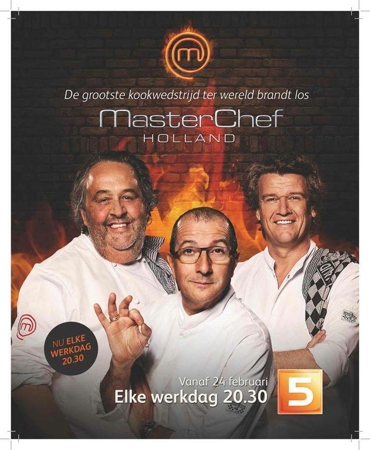 MasterChef Holland met Peter Lute