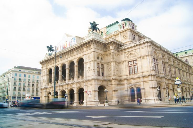 Vienna State Opera House. Courtesy of Shutterstock