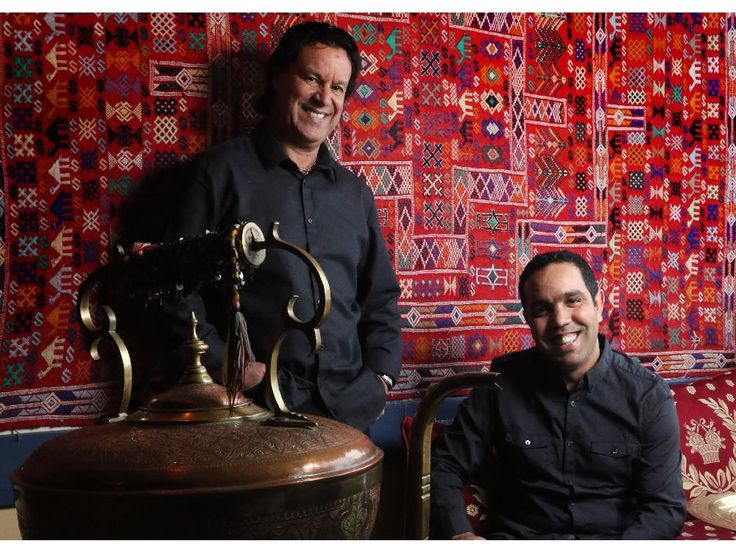 John Gilchrist: Calgary has a small but flavourful Moroccan restaurant scene. The Moroccan Tent