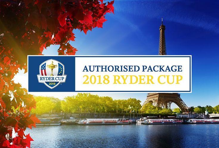 Base cartographique indiquant les disponibilités et tarifs officiels pour la Ryder Cup 2018 (28-30 septembre 2018 • Golf National Paris)