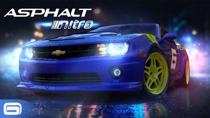 Asphalt Nitro APK Download! Free Download Fast Paced Intense