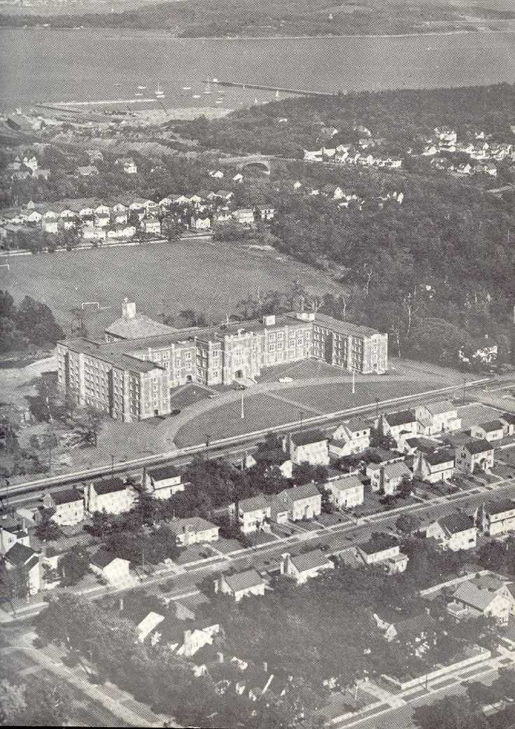 Saint Mary's University 1955 http://www.smu.ca/webfiles/mcnallyaerial1955.jpg