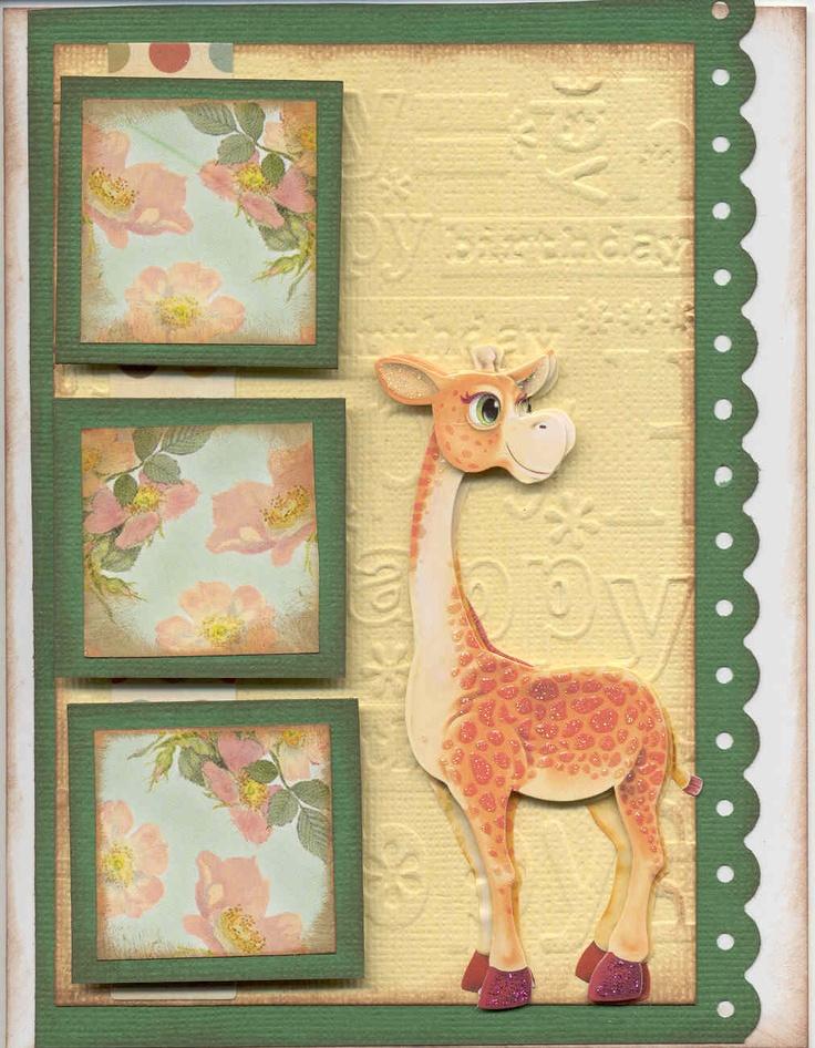 I like giraffs